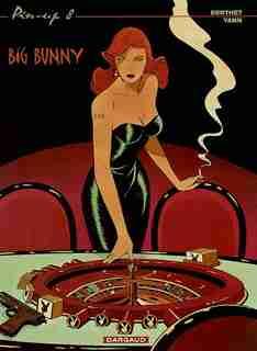 Pin-Up 08  Big Bunny by Yann
