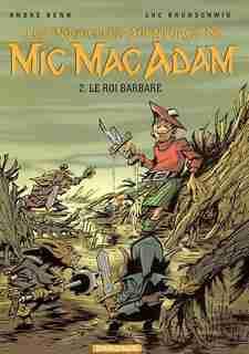 Mic Mac Adam 02 by Andre Benn
