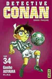 Détective Conan  34 by Gosho Aoyama