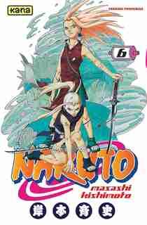 Naruto 06 by Masashi Kishimoto