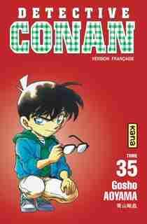 Détective Conan  35 by Gosho Aoyama