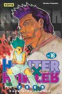 Hunter X Hunter  16 by Yoshihiro Togashi