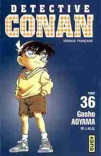 Détective Conan  36 by Gosho Aoyama