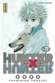 Hunter X Hunter  17 by Yoshihiro Togashi