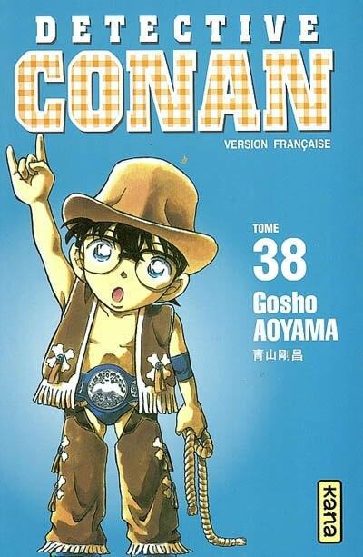 Détective Conan  38 by Gosho Aoyama