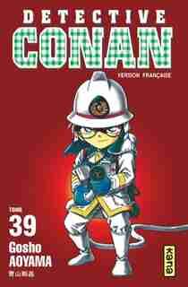 Détective Conan  39 by Gosho Aoyama