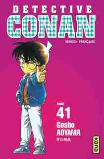 Détective Conan  41 by Gosho Aoyama