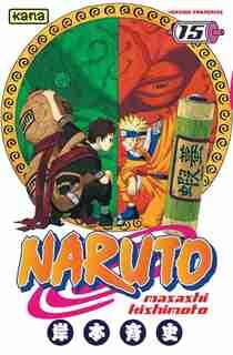 Naruto  15 by Masashi Kishimoto
