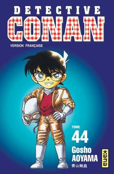 Détective Conan  44 by Gosho Aoyama