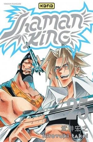 Shaman King  25 by Hiroyuki Takei