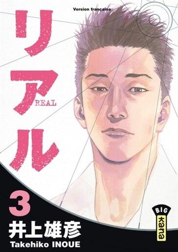 Real 03 by Takehiko Inoue