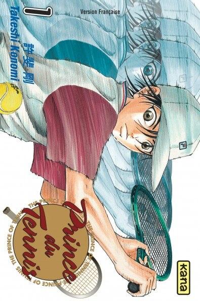Prince du tennis 01 by Takeshi Konomi