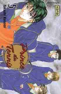 Prince du tennis 05 by Takeshi Konomi