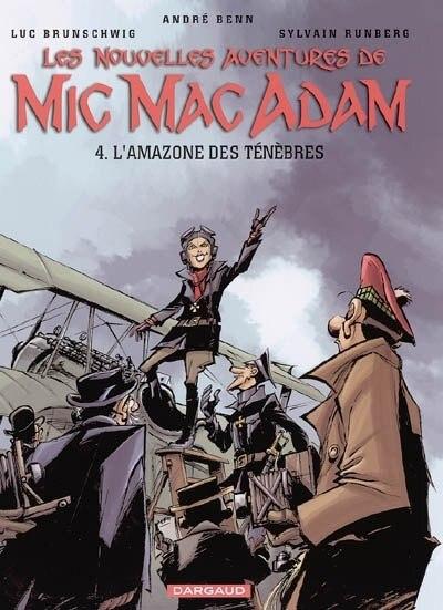 Mic Mac Adam 04 by Runberg