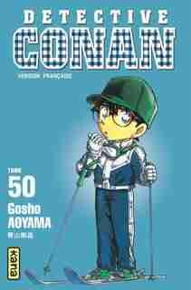 Détective Conan  50 by Gosho Aoyama