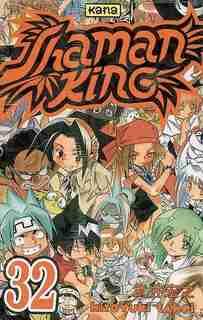 Shaman King  32 by Hiroyuki Takei