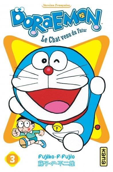 Doraemon 03 by Fujiko Collectif