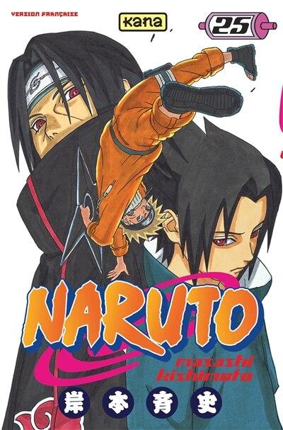 Naruto  25 by Masashi Kishimoto
