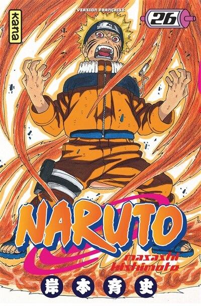 Naruto  26 by Masashi Kishimoto