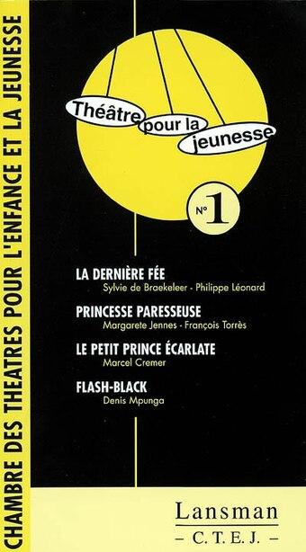 Théâtre pour la jeunesse, no 01 by COLLECTIF
