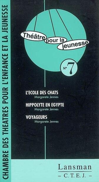 Théâtre pour la jeunesse, no 07 by COLLECTIF