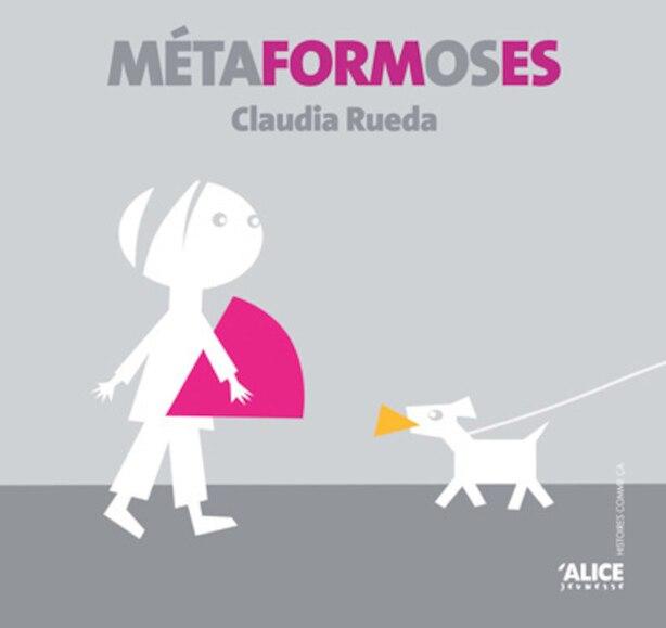Métaformoses by Claudia Rueda