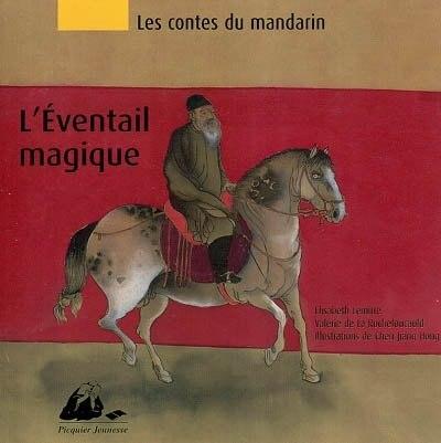 Eventail magique (L') by Elisabeth Lemirre