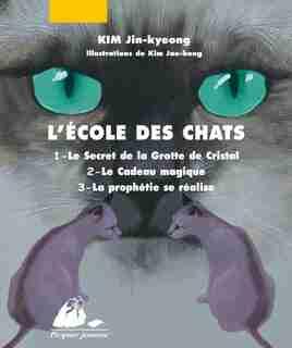 Ecole des chats (L'), t. 01, 02 & 03 by Jin-kyeong Kim