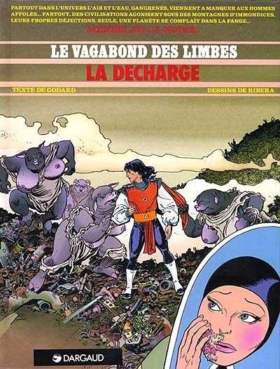 Vagabond des Limbes 21 by Godard