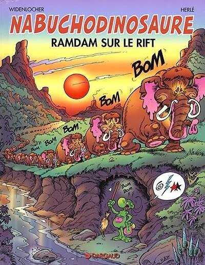 Nab 08  Ramdam sur le rift by Herle