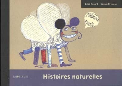 Histoires naturelles by JULES RENARD