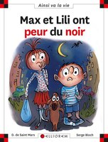 MAX ET LILI ONT PEUR DU NOIR TOME 122