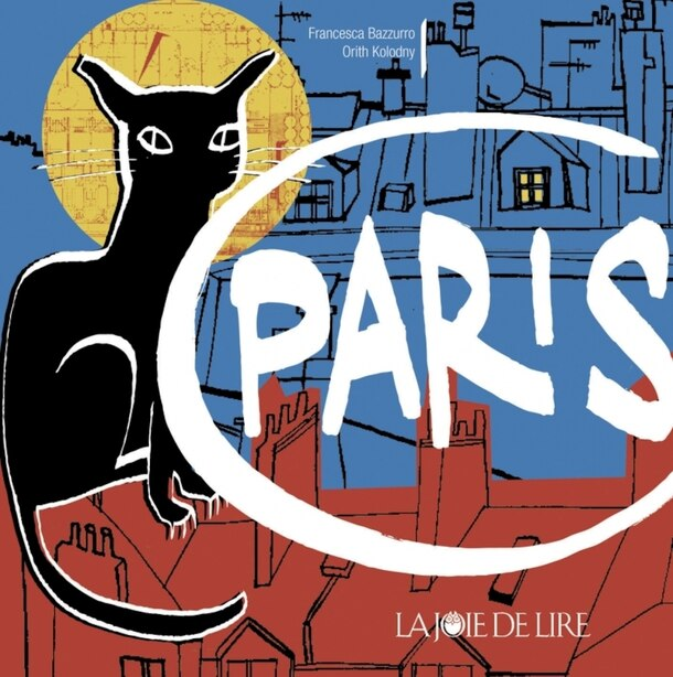 Paris by Orith Kolodny