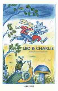 Léo & Charlie by Rotraut Susanne Berner