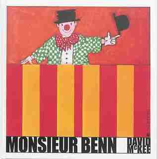 Monsieur Benn by David Mckee