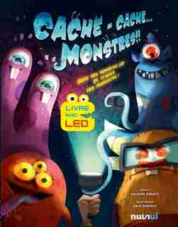 Cache-cache... Monstres!! by Carolina Zanotti