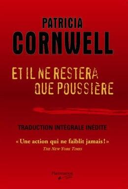 Book Et il ne restera que poussière by Patricia Cornwell