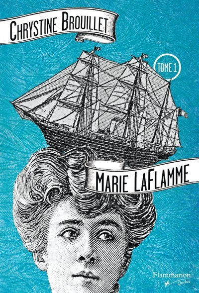 Marie Laflamme t 1 by Chrystine Brouillet