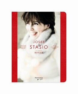 Book CARNET ROUGE (LE): Notes pour des fêtes autrement by DI STASIO,JOSÉE