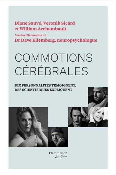 Commotions cérébrales de Diane Sauvé