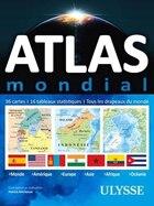 Livre Atlas mondial Ulysse de Ulysse