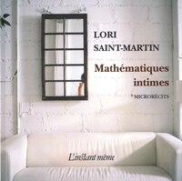 Mathématiques intimes