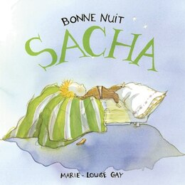 Book BONNE NUIT SACHA (SOUPLE) by Marie-Louise Gay