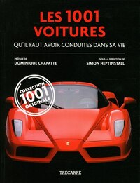 1001 voitures qu'il faut avoir conduites dans sa vie