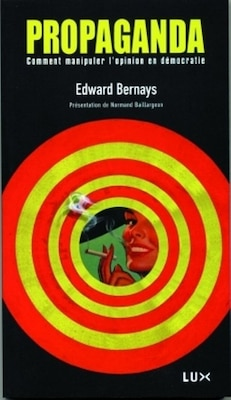Book Propaganda by Edward Bernays