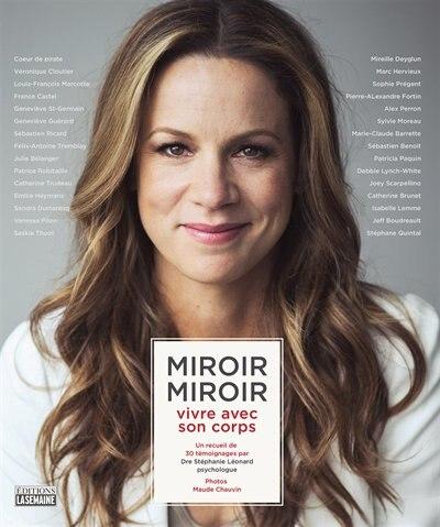 Miroir miroir, livre de Stéphanie Léonard (Couverture