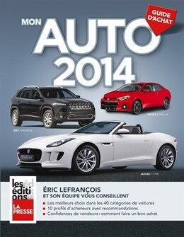 Book Mon auto 2014 by Eric Lefrançois