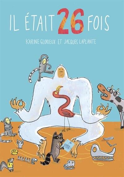 IL ETAIT 26 FOIS de Karine Glorieux
