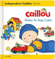 Caillou Goes To Day Care