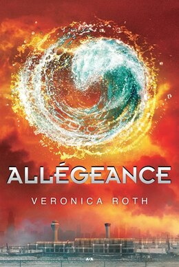 Book Allégeance by Veronica Roth